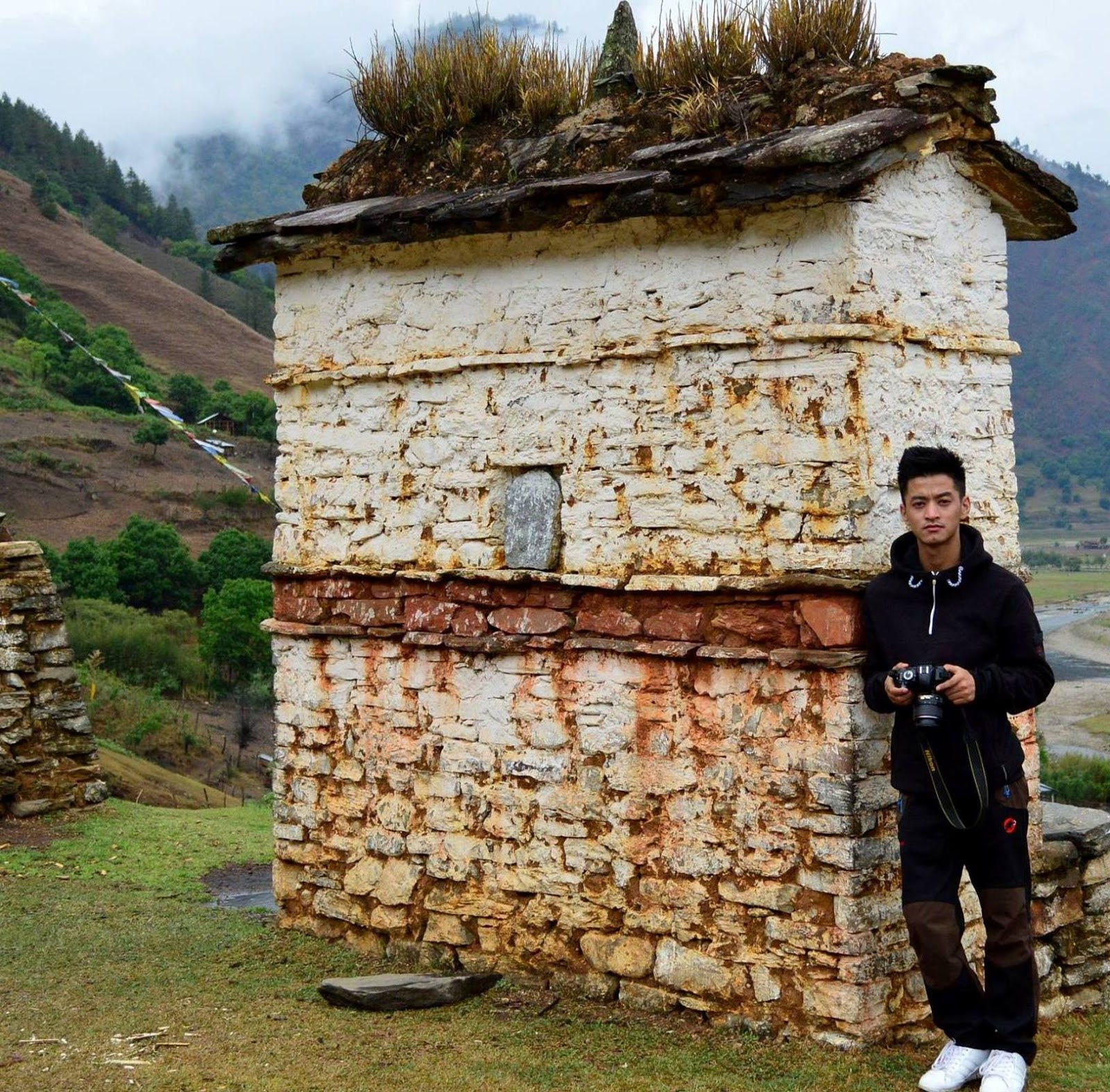 Sange Tsering, Founder and Guide, Holiday Scout