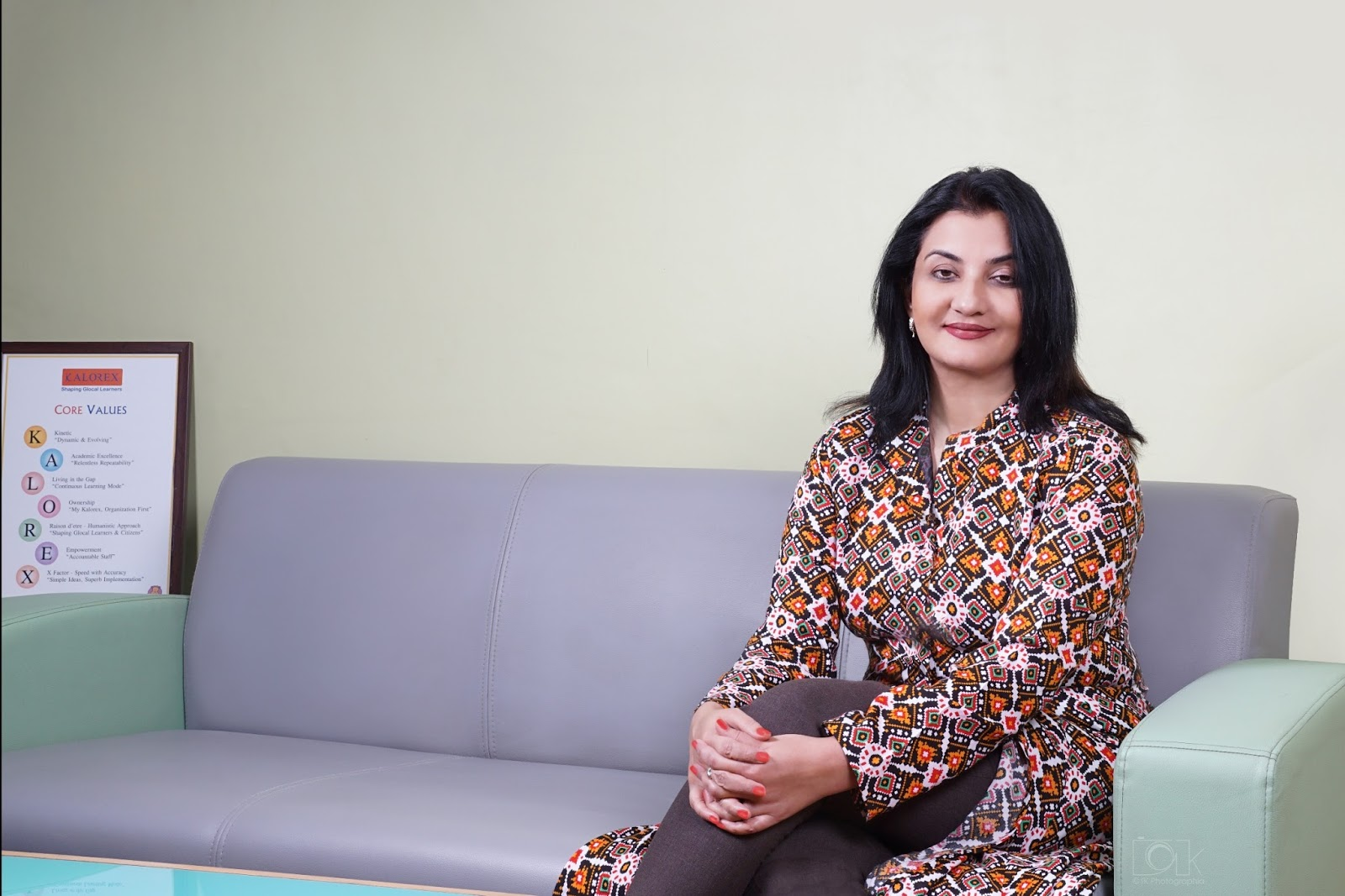 Dr. Manjula Pooja Shroff, MD & CEO, Kalorex Group