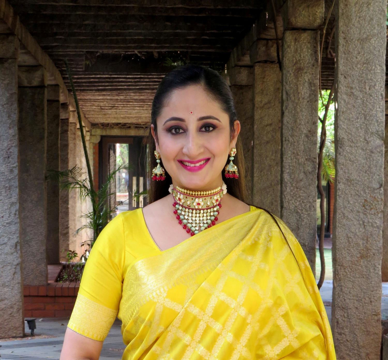 Anchor Gitikka Ganju Dhar
