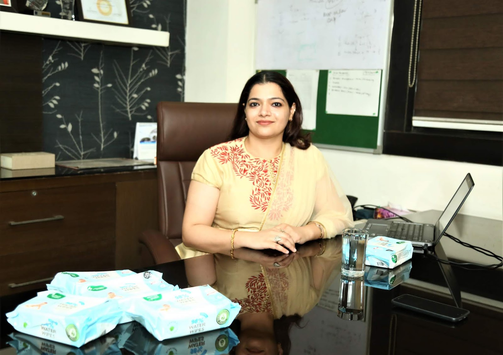 Rishu Gandhi, Co-founder and Head of Brand Strategy, Mother Sparsh