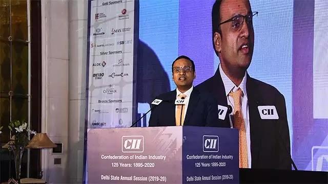 Aditya Berlia elected as Chairman of CII Delhi State Council