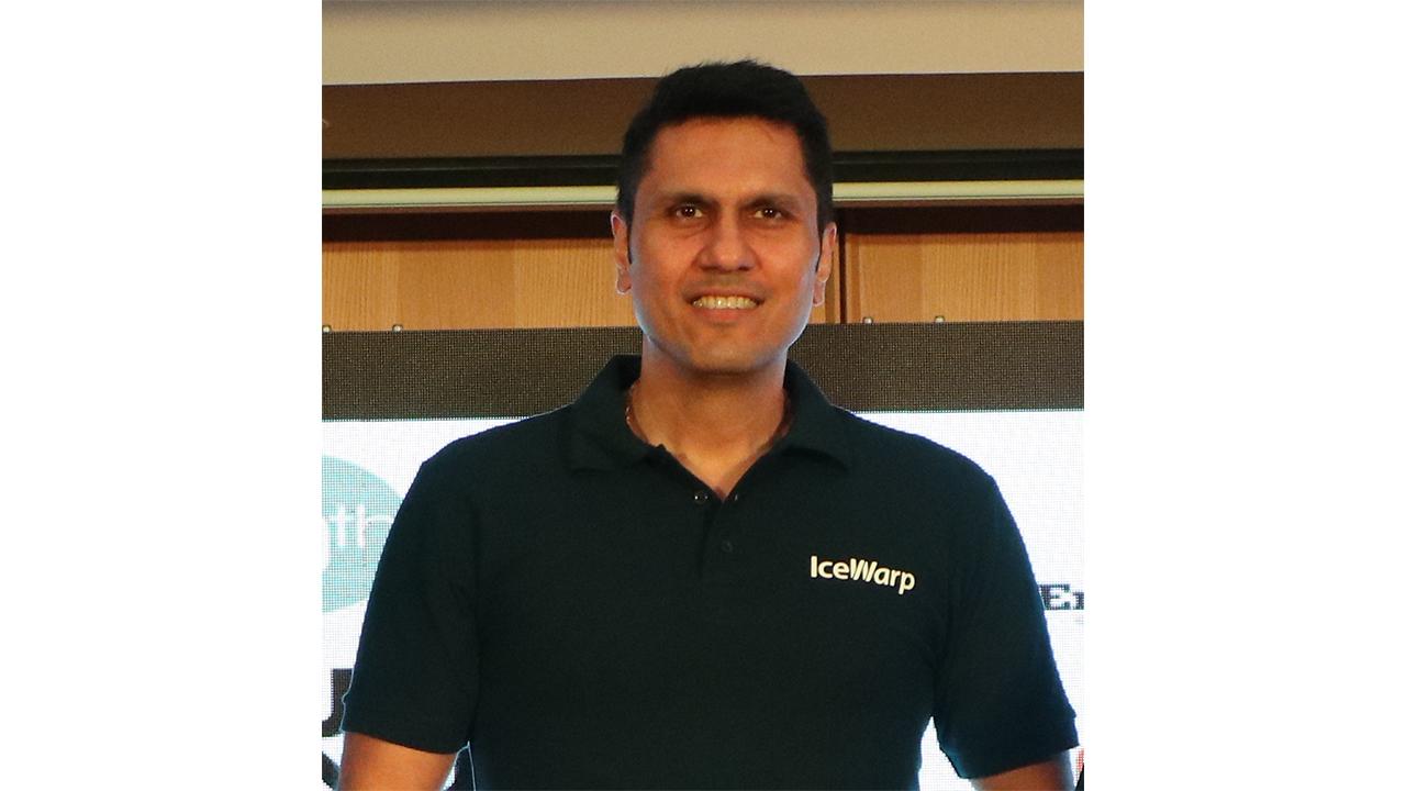 Pramod Sharda, CEO, IceWarp India & Middle East