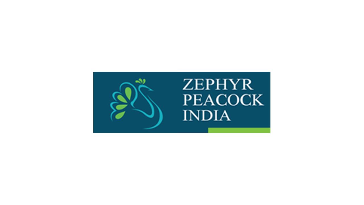 Zephyr Peacock India logo
