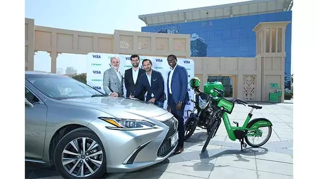 Careem and Visa partners to expand digital financial inclusion across MENA region
