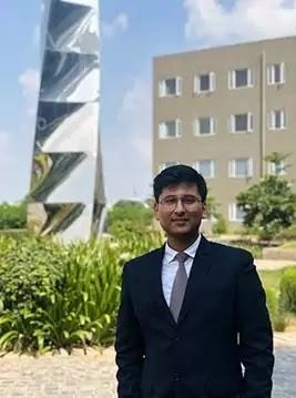 Dhaval Jain, Great Lakes Institute of Management, Gurgaon