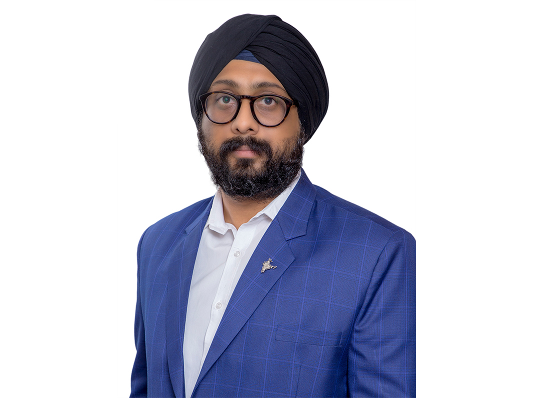 Navkaran Singh Bagga, Founder and CEO, AKVO Atmospheric Water Systems