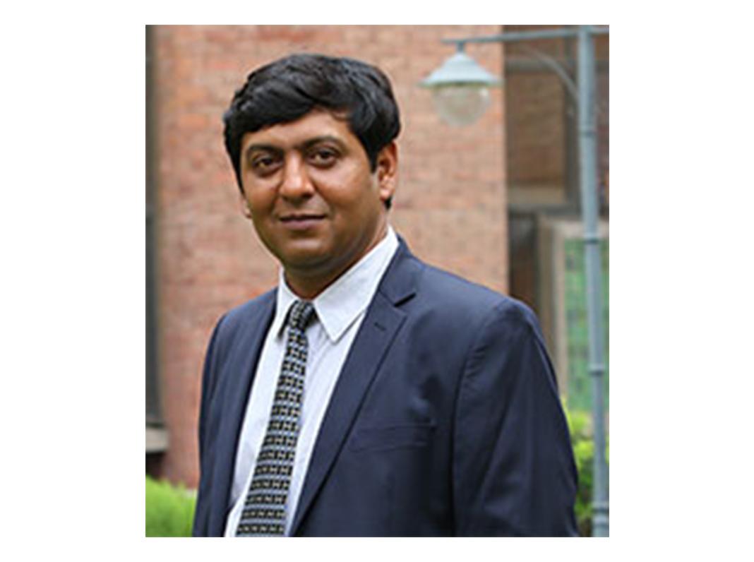 Dr. Bappaditya Mukhopadhyay,  Professor, Great Lakes Institute of Management, Gurgaon