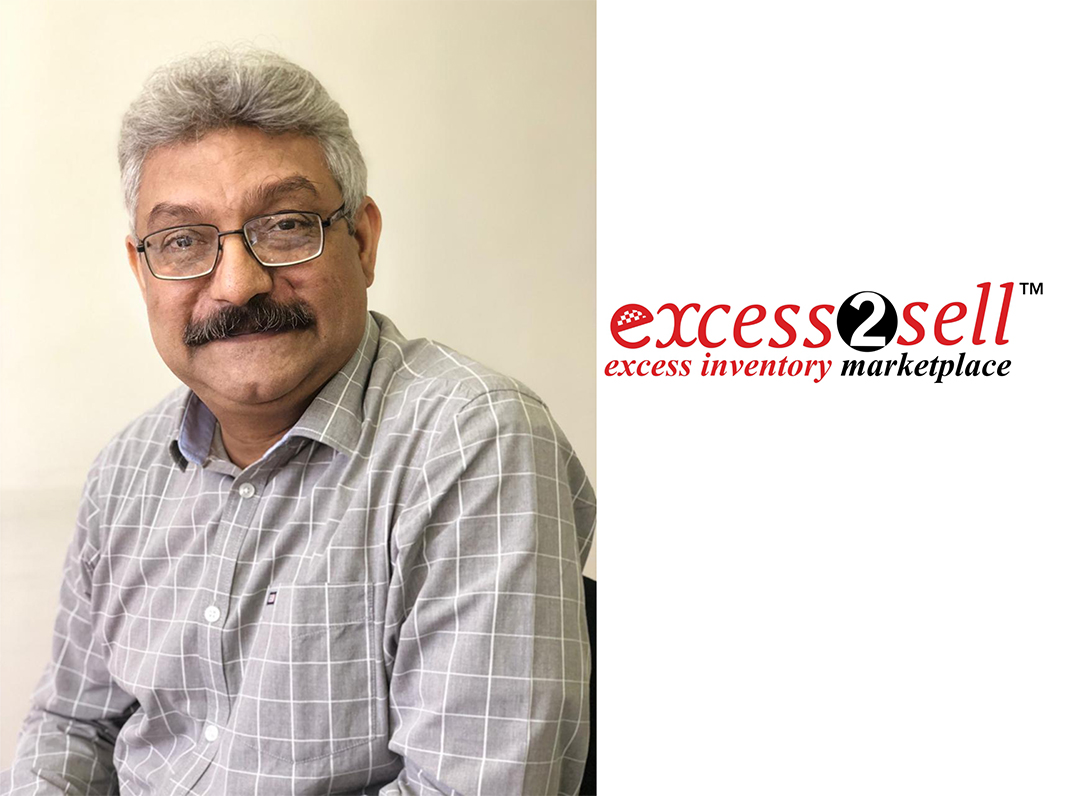 Rajan Sharma, Founder & CEO, excess2sell.com