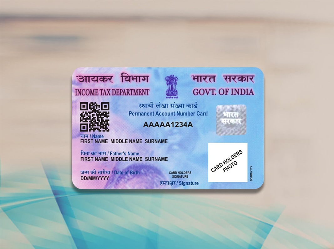 PAN Card centre in India