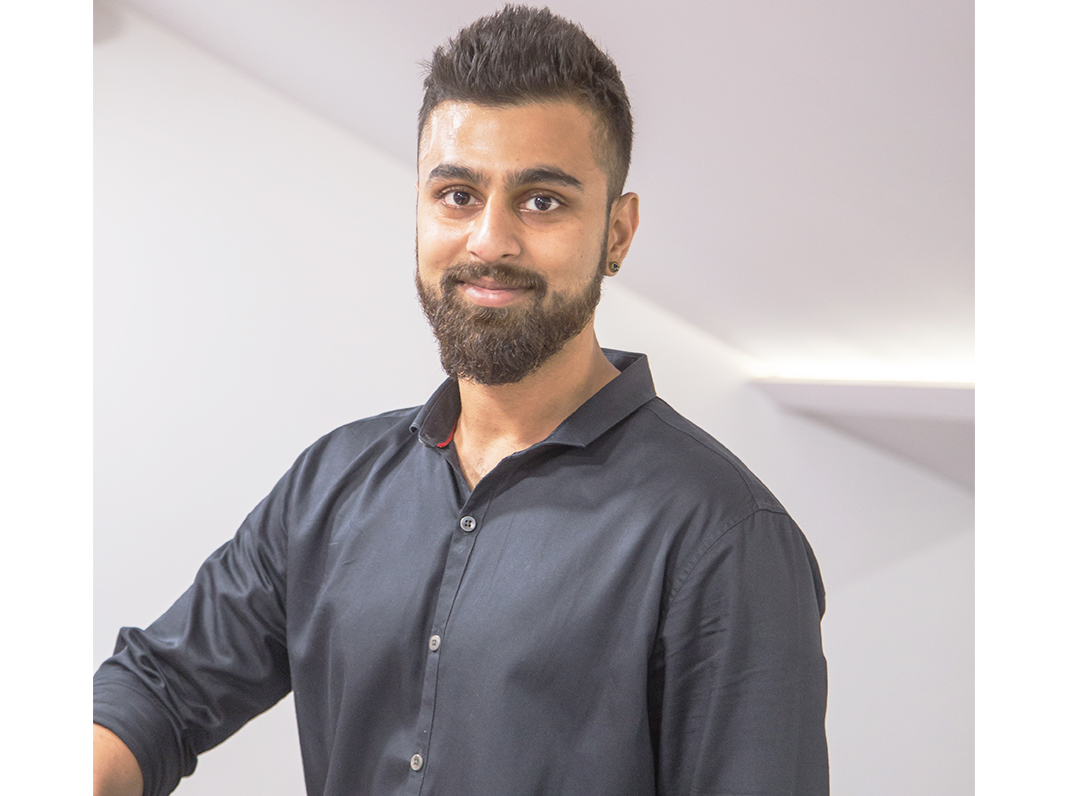 Pruthav Mandora, Founder and CEO of Maiden Consultancy and Networks