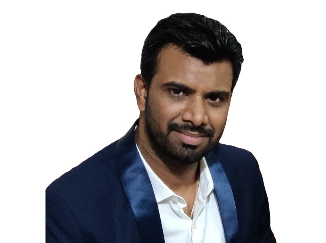 Santosh Kumar Agrawal, Founder and CEO of Pujabhandar.com