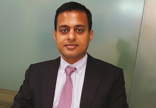Subhradeep Mohanty,CFO for Africa and Middle East, Standard Chartered